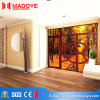 Wholesale Price Aluminum Art Door with Laminated Glass