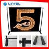 Large Backwall Adjustable Pop up Banner Stand (LT-21)
