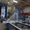 Vertical Aluminium Profile Powder Coating Line