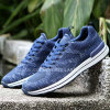 Knit Fashion Style Footwear Comfort Sports Running Shoes for Men