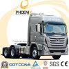 6*4 Sichuan Hyundai Targo Tractor Heavy Truck