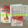 New Packing Via Ananas Weight Loss Capsule with Best Quality (MJ-VAN50PILLS)