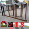 Renolit Woodgrain Laminated Plastic Folding Windows