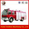 Isuzu Fvr 6000L/6m3 Water Tanker Fire Fighting Truck with LHD