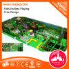 Amusement Park Indoor Jungle Soft Playground for Kids