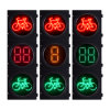 300mm Bycicle Signal with Digital Countdown Timer