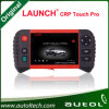 Newest! ! ! Launch Crp Touch PRO Diagnostic Scan Tool for Electronic Parking Brake & Steering Angle & Oil Lights & DPF & TPMS Runs on Android