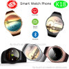 Full Round Screen Smart Watch Phone with SIM Card Slot