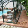 Professional WPC Decking for Garden or Park