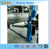 Twin Hydraulic 2 Post Lift with Ce Certification