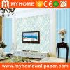 Living Room Decoration Damask Flower Wall Paper