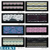 Colorful Dyed Elastic Lace / Elastic Lace / 4-5 Level Color fastener