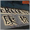 LED Acrylic Back Liting Channel Letter for Chain Shops