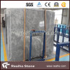 High Polished Silver Mink Grey Marble Slab for Floor/Wall