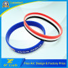 High Quality Custom Wholesale Silicone Rubber Wrist Band for Activity (XF-WB16)