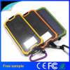 Promotional Gift 2016 Hot Sale 5000mAh Solar Power Banks