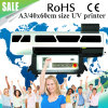 Metal Signage Printing Machine UV Inkjet Flatbed Printer