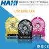 Customied OEM Plastic USB Mini Handy Fan (HH-FS001)