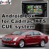 GPS Navigation Video Interface for Cadillac Srx, Xts, ATS (CUE SYSTEM) Upgrade Touch Navigation, WiFi, Mirror Link, HD 1080P, Google Map, Play Store