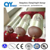 CNG Type 2 Hoop Wrapped Steel Lined Cylinders for Vehicles