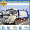 6 T 4X2 Rhd LHD Rubbish Transport Truck 6 Cbm Compactor Garbage Truck