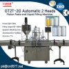 Automatic Double Heads Bottling Chilli Sauce Filling Machine (GT2T-2G1000)