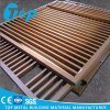 Curtain Wall PVDF CNC Carved Metal Screen Panel for Windows Wall Louvers