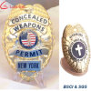Factory Custom Metal Military Police Badge