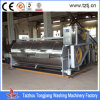 Gx-400kg Stainless Steel Horizontal Commercial Garment Washing Machine for Plant