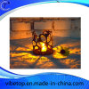 Wholesale Creative Metal Candlestick for Christmas Day/Home Decoration