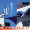 1250mm PPG Coating PE Color Coated Aluminum Coil (AE-36B)