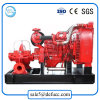 Single Stage Double Suction Diesel Centrifugal Drainage Pump
