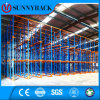 ISO 9001 Approved Heavy Duty Drive-in Pallet Rack for Food