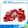FM UL Approved Ductile Iron Grooved Fitting