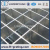Galvanized Serrated Pressure Lock Steel Grating
