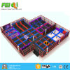 Professional Cheap Round Trampoline New Product Indoor Children Playground Indoor Gymnastic Trampoline Factory