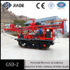 Gsd-2 All-Hydraulic Pneumatic Crawler Drilling Rig