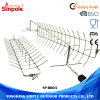 High Quality Stainless Steel Wire Mesh BBQ Grill Basket