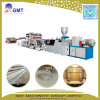 PVC Artificial Faux Marble Sheet Wall Board Plastic Production Line