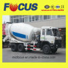 ISO and CE Approved Steyr 8/9cbm Concrete Mixer Trucks
