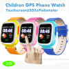 Touch Screen 1.22inch TFT Kis GPS Watch Tracker for Promotion Gifts (D15)