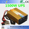 12V to 220V UPS Charger Quiet Fast Charge 1500W Power Inverter