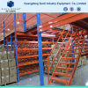 Heated Treated Steel Store Platform Floor Rack System
