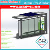 Solar Solution Solar System Outdoor Furniture Bus Shelter