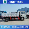 Sinotruk HOWO 4X2 Mini Light Dump Truck for Sale