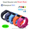 2016 Waterproof Smart Bracelet with Heart Rate Monitoring (ID100)