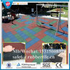 Playground Rubber Flooring Mat, Anti-Slip Floor Mat