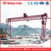 Weihua 50-100t Electric Winch Truss Double Girder Gantry Crane