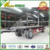 80-100tons 2 Line 4 Axles Lowbed Dolly Semi Trailer