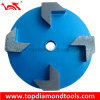 Metal Bond Diamond Grinding Disk with 5 Arrow Segment